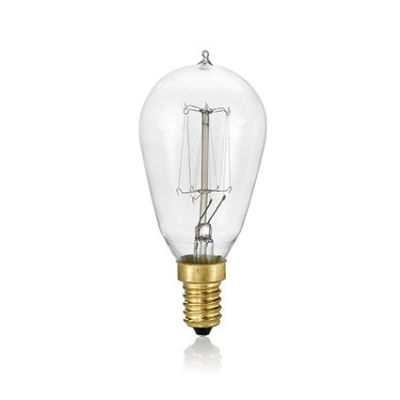 "Лампа Ideal Lux ""DECO E14 40W CONO"""