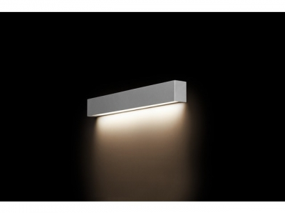 "Бра Nowodvorski ""STRAIGHT WALL LED SILVER S"""