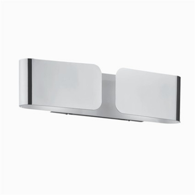 "Бра Ideal Lux ""CLIP AP2 SMALL CROMO"""